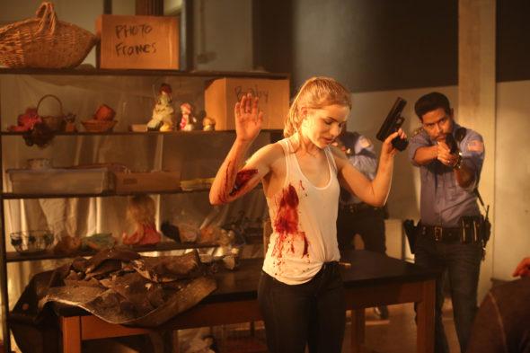 Scream TV show on MTV: season 2 (canceled or renewed?).