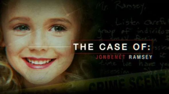 The Case Of: JonBenet Ramsey TV show on CBS
