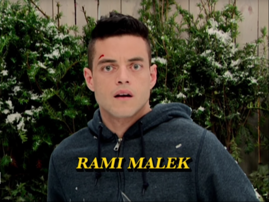 Mr. Robot TV show on USA Network