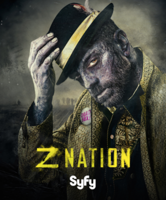 Z Nation TV show on Syfy
