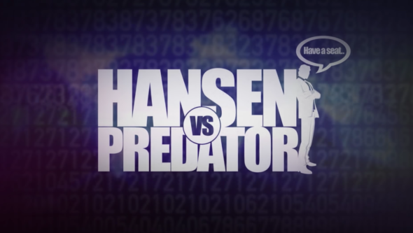 Hansen vs. Predator TV show