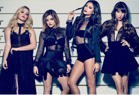 Pretty Little Liars TV show on Freeform