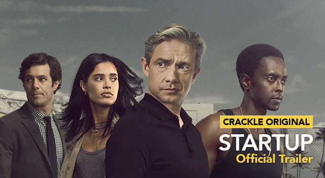 StartUp: Watch a First-Look at Season One from Crackle ...