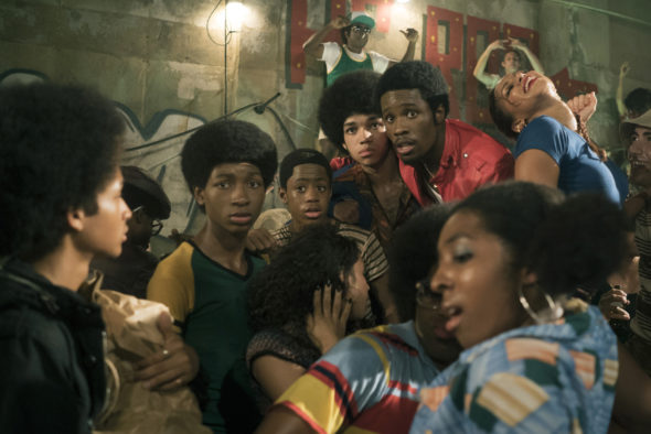 The Get Down TV show on Netflix: canceled or renewed?