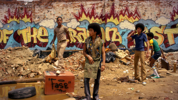 The Get Down TV show on Netflix: season 1 (canceled or renewed?).