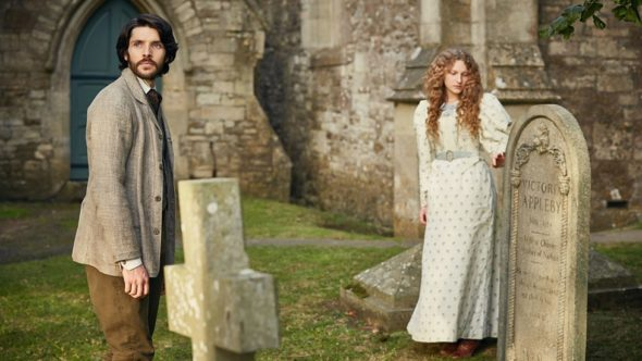 The Living and the Dead TV show on BBC America; canceled, no season 2.