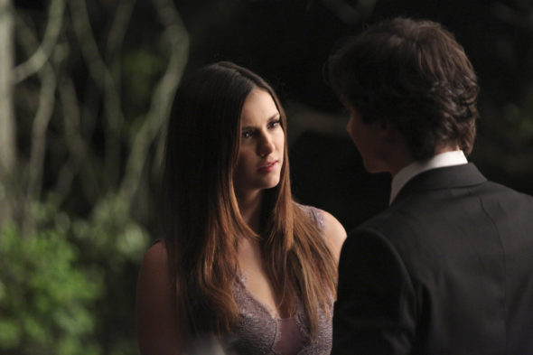 The Vampire Diaries TV show on The CW season 8 ending; no season 9.