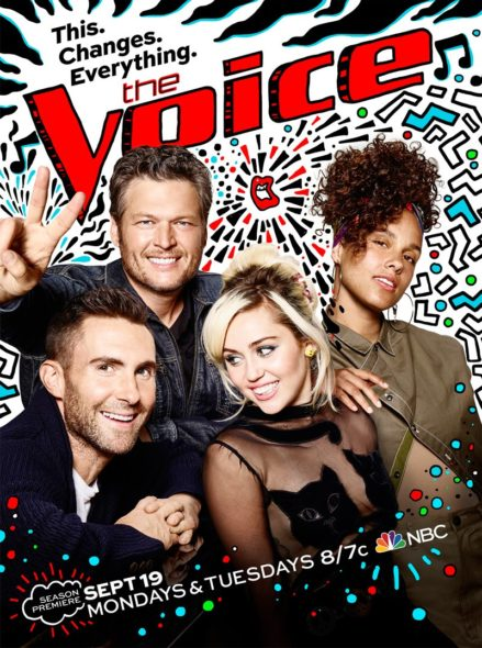 The Voice TV show on NBC: season 11 (canceled or renewed?).