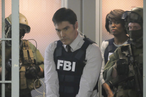 Thomas Gibson fired from Criminal Minds TV show on CBS: season 12 (canceled or renewed?).