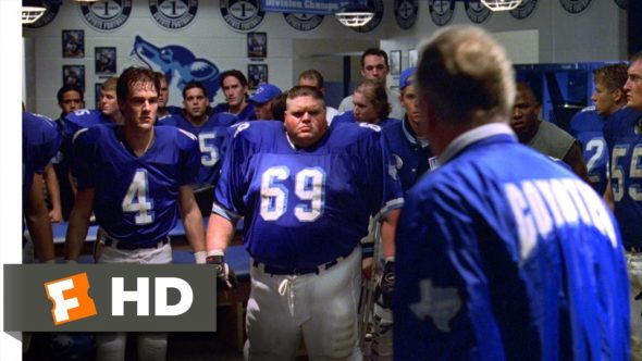 Varsity Blues TV show on CMT: season 1 (canceled or renewed?).