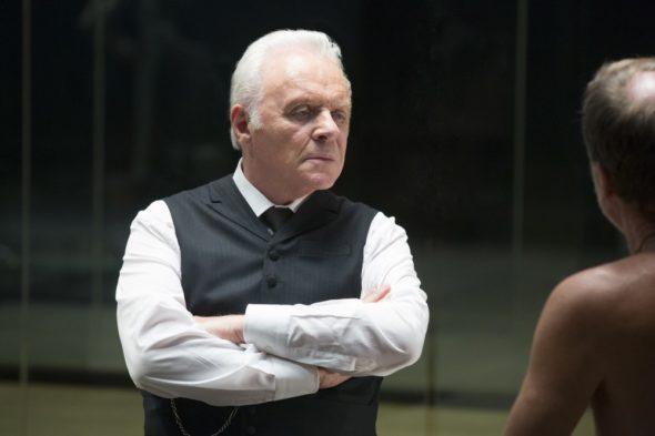 Westworld TV show on HBO: season 1 (canceled or renewed?).