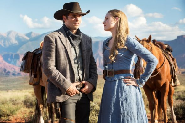 Westworld TV show on HBO: season 1 (canceled or renewed?)
