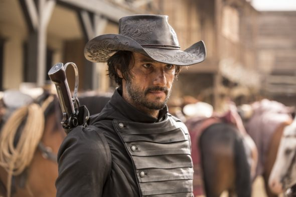 westworld tv show on hbo season 1 canceled or renewed