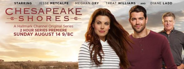 Chesapeake Shores TV show on Hallmark Channel: ratings (cancel or renew?)