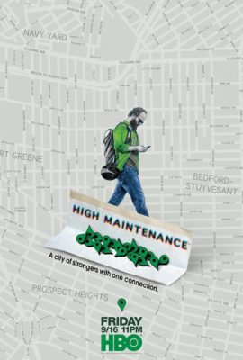 High Maintenance TV show on HBO