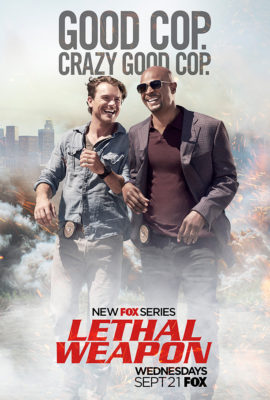 Lethal Weapon TV show on FOX