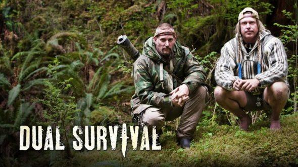 DUAL SURVIVAL : émission de survie tv