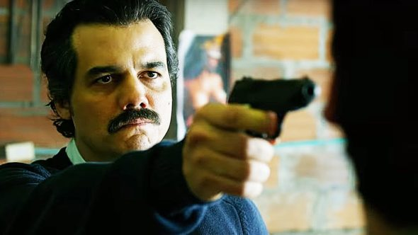 Narcos: Watch the First 11 Minutes of Season Two - canceled