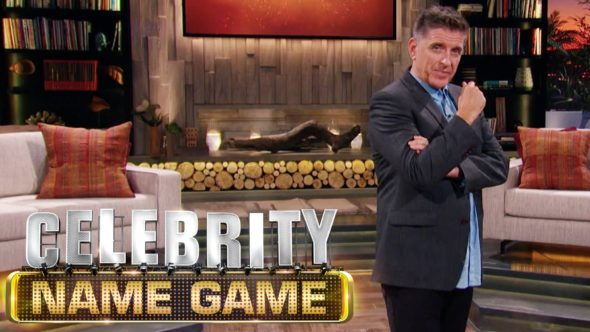 Celebrity Name Game TV show