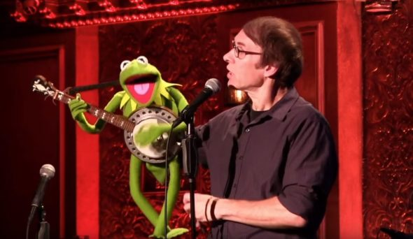 54 Celebrates The Muppets (Rick Lyon and Kermit)