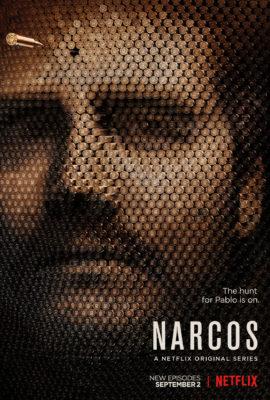 Narcos TV show on Netflix