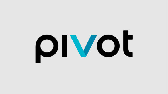 Pivot TV shows; logo
