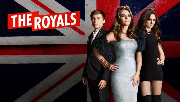 the royals serie