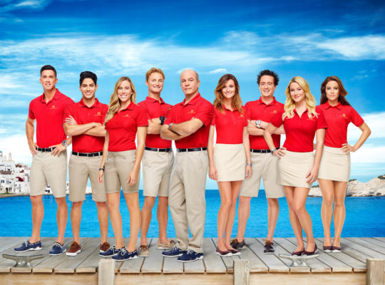 Below Deck Mediterranean TV show on Bravo
