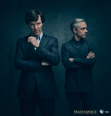 Sherlock TV show on PBS
