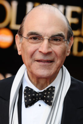 David Suchet; Poirot; Doctor Who