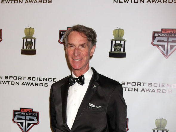 Bill Nye TV show ordered by Netflix: (canceled or renewed?)