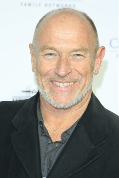 Corbin Bernsen as Vulcan; American Gods TV show on Starz: season 1 (canceled or renewed?).