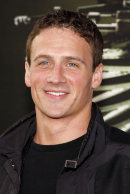 Ryan Lochte; Dancing with the Stars