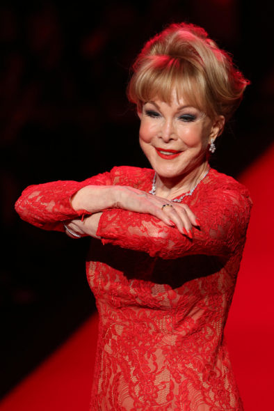 Barbara Eden, I Dream of Jeannie; Oprah: Where Are They Now TV show on OWN.