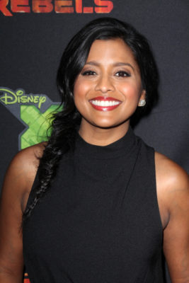 Tiya Sircar; Star Wars Rebels