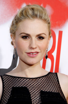 Anna Paquin; Alias Grace TV show on Netflix