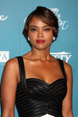 Sharon Leal; Supergirl TV show on The CW