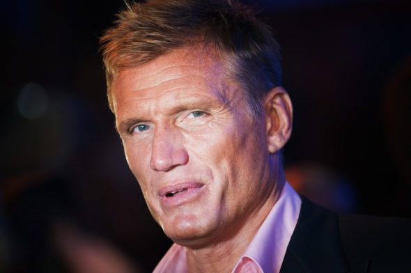 Dolph Lundgren; Arrow TV show on The CW