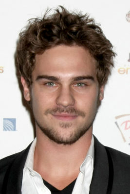 Grey Damon; The Flash