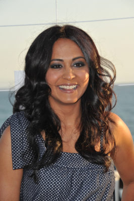 Parminder Nagra; Marvel's Agents of SHIELD TV show on ABC