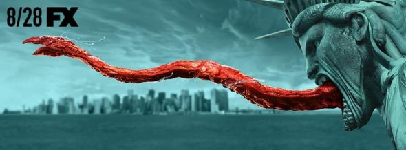 The Strain TV show on FX: ratings (cancel or renew for season 4?)