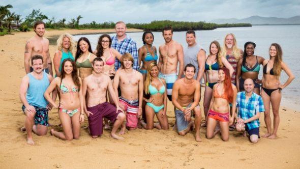 Survivor TV show on CBS