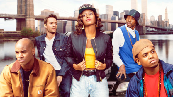 The Breaks TV show on VH1