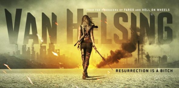 Van Helsing TV show on Syfy: ratings (cancel or renew for season 2?)