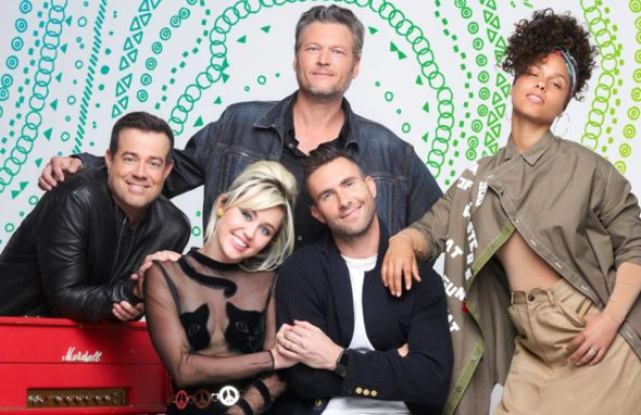The Voice TV show on NBC: ratings (cancel or renew for season 12?)