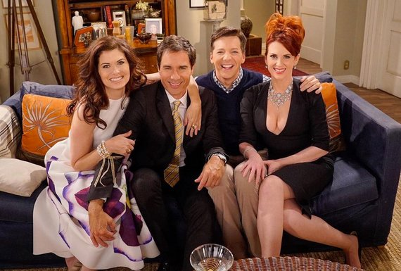 Will & Grace TV show reunion