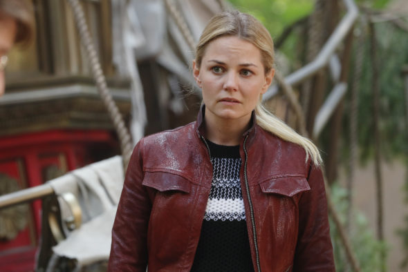 Once Upon a Time TV show on ABC: canceled or renewed for season 7?