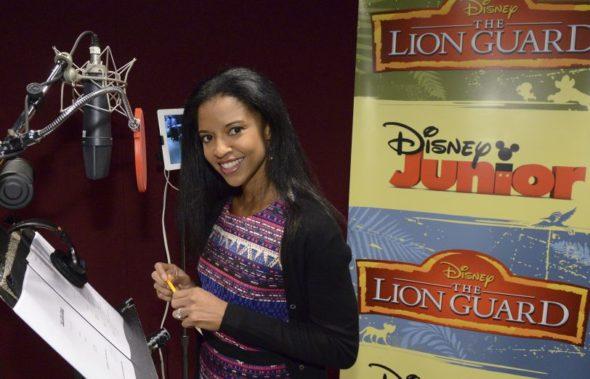 The Lion Guard TV show on Disney Junior