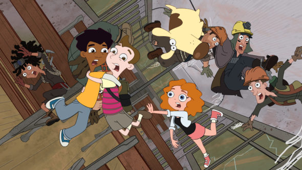 Milo Murphy's Law TV show on Disney XD: season 1 premiere (canceled or renewed?)