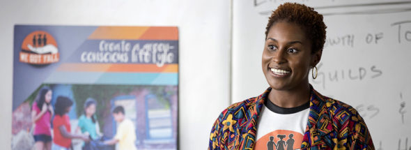 Insecure TV show on HBO